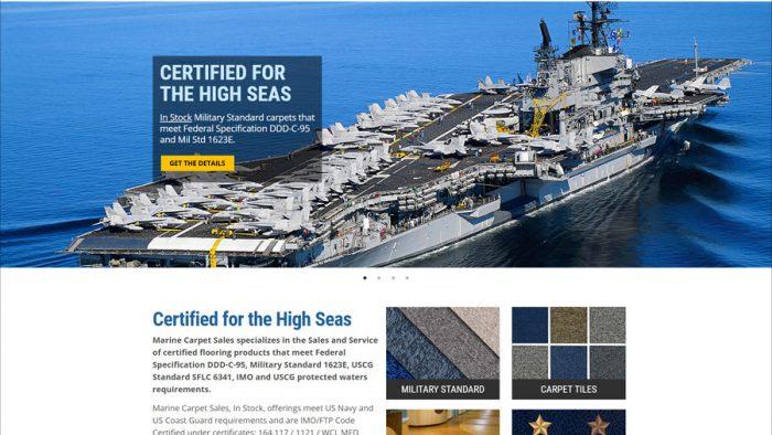Marine Carpet Sales